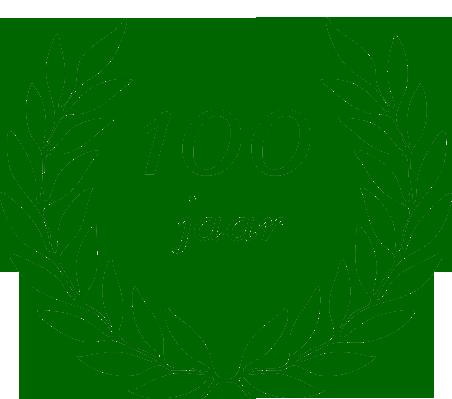 Lauwerkrans 100 jaar